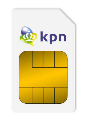 Sim only abonnement KPN