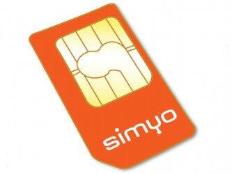 Simyo wederom uitgeroepen tot beste sim only provider