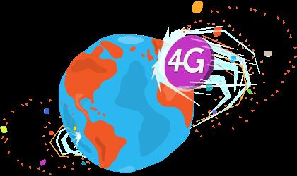 4g netwerken
