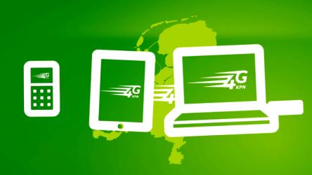 KPN behaalt snelheidsrecord van 391 Mbps met 4G