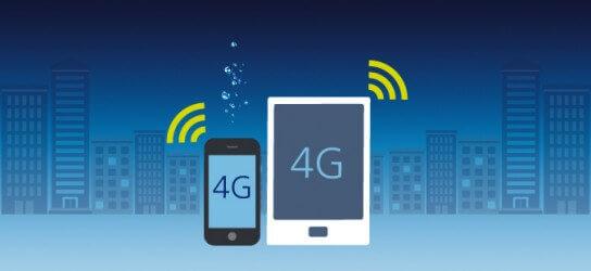Mobistar begonnen met aanbieden van vast 4G internet