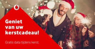 Vodafone kerstcadeau
