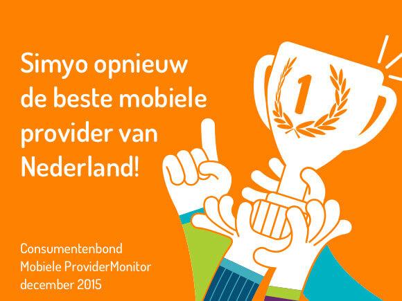 Beste sim only provider van Nederland