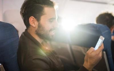 T-Mobile wil nog dit jaar razendsnel internet verzorgen in vliegtuigen