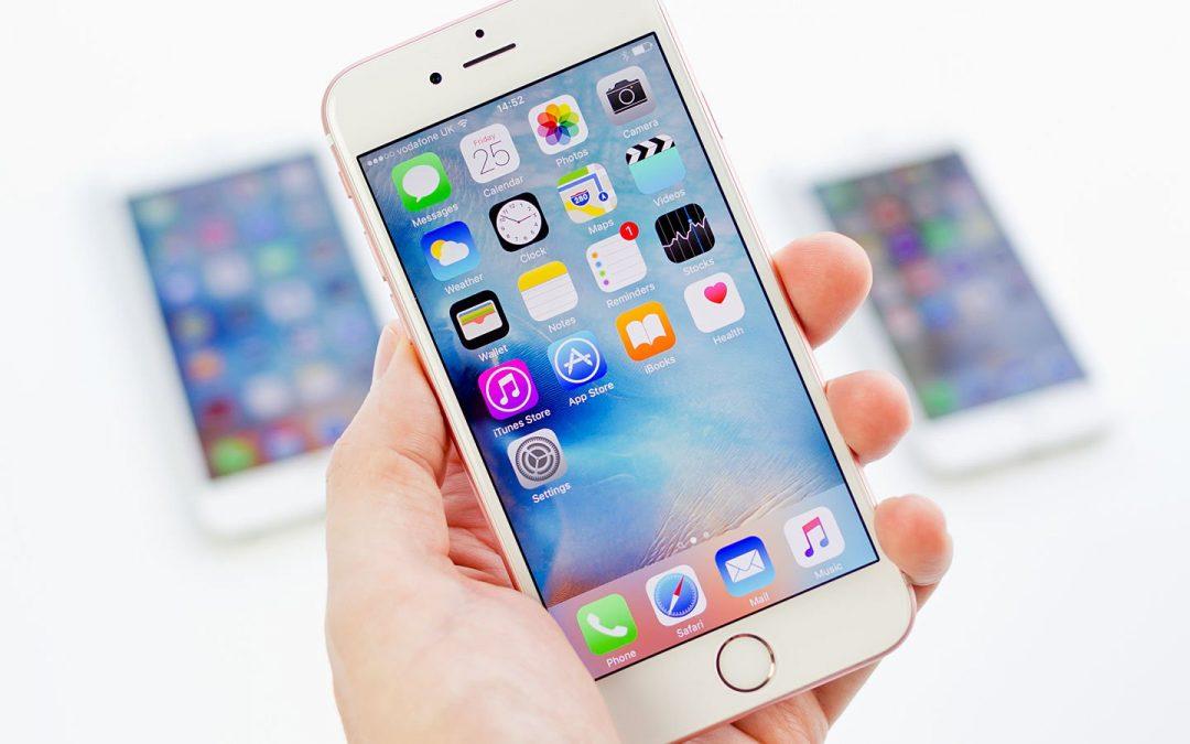 Losse iPhone 6(S) met sim only is goedkoper dan abonnement met toestel