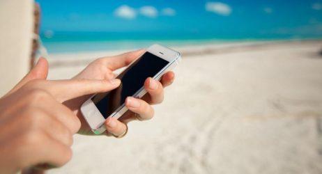 Vakantietijd: Naar het buitenland met jouw smartphone