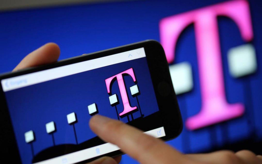 Aantal T-Mobile klanten in 2016 na jaren weer licht gegroeid