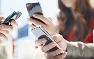 Mobiele telefoon in Europa meest gebruikte apparaat om te internetten