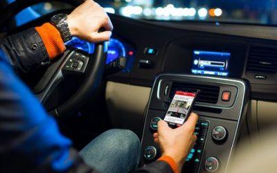 Vodafone gaat 4G in auto's testen in samenwerking met Audi en Huawei