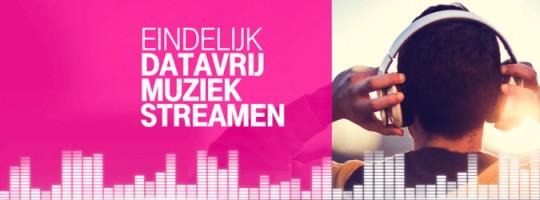 T-Mobile moet zich verantwoorden voor de rechter vanwege Datavrije Muziek