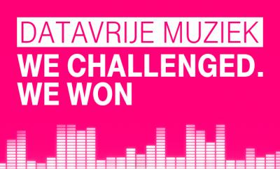 T-Mobile wint rechtszaak en mag Datavrije Muziek blijven aanbieden