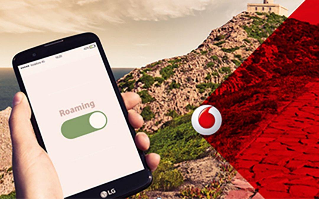 Vodafone biedt vanaf 1 juni 'Roam Like at Home' aan
