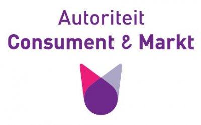 Autoriteit Consument & Markt gaat zakelijke contractswijzigingen strenger controleren