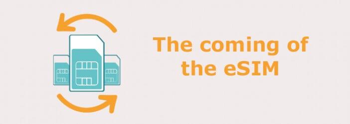 Sim only gaat veranderen: Tele2, T-Mobile en Vodafone staan open voor de 'eSIM'