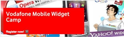 Mobile widget camp
