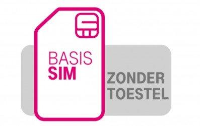 T-Mobile schaft goedkope Basis SIM-abonnementen af