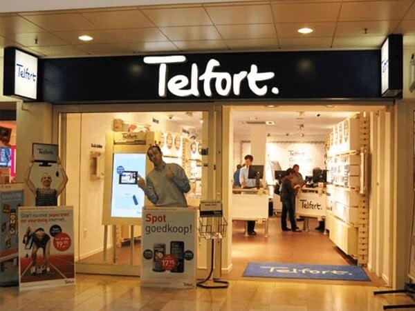 Telfort winkel