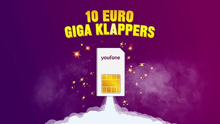 Youfone kondigt nieuwe 'superdeals' aan met twee nieuwe belbundels