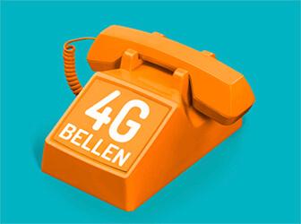 Nieuw bij Simyo: bellen via 4G of wifi