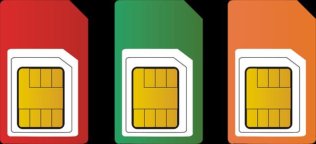 Prepaid sim only